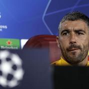 Pour Aleksander Kolarov, joueur de l'AS Rome, les supporters «ne comprennent rien au foot»