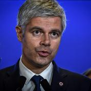Après l'allocution d'Emmanuel Macron, Laurent Wauquiez réclame un référendum