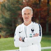 Didier Deschamps, lauréat du prix du Leadership 2018