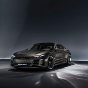 Audi e-tron GT, la cousine de la Porsche Taycan