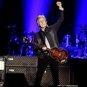 Sir Paul McCartney à Paris la Défense Arena, royal!