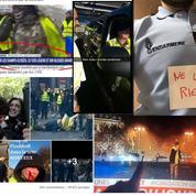 Les «gilets jaunes», un mouvement sans leader dans lequel les «fake news» prospèrent