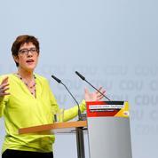 CDU: l'après-Merkel se joue à droite