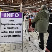 «Gilets jaunes»: à trois semaines de Noël, les commerçants poussent un cri d'alarme