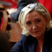 «Gilets jaunes» : la dissolution, seule solution pour Marine Le Pen