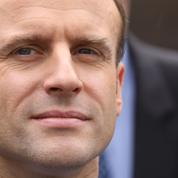 Macron sèche une réception avec des chefs étoilés pour déjeuner avec des CRS