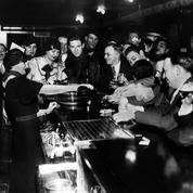 La Prohibition est abolie aux États-Unis le 5 décembre 1933