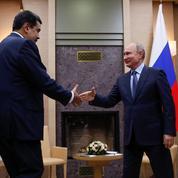 Le Venezuela cherche de l'aide à Moscou