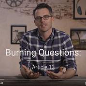 Réforme du droit d'auteur: YouTube accusé de mener une «campagne de désinformation»