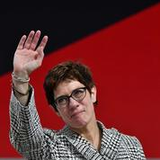Allemagne: «AKK», trois lettres à retenir