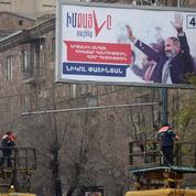 En Arménie, Nikol Pachinian candidat pour parachever la «révolution de velours»