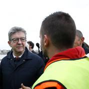 «Gilets jaunes»: Mélenchon salue une journée de mobilisation «d'une grande puissance»