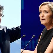 «Gilets jaunes» : la «campagne d'intimidation» du gouvernement a échoué, selon Le Pen et Mélenchon