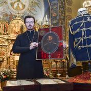 Comment Poutine a récupéré les reliques d'Alexandre II à Nice