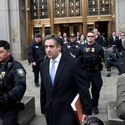 L'ex-avocat de Trump, Michael Cohen, condamné à trois ans de prison ferme
