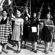 Les Françaises dans la guerre et l'occupation ,portraits de femmes