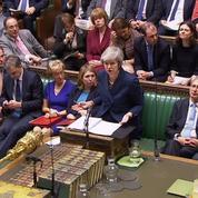 Theresa May survit au vote de défiance des europhobes du Parti conservateur