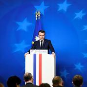 Union européenne: Macron veut rassurer ses partenaires