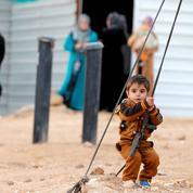 À Zaatari, en Jordanie, les réfugiés syriens rêvent de retourner chez eux