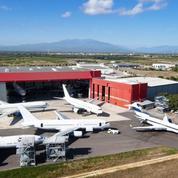 Aéronautique: un nouveau trou d'air pour New EAS
