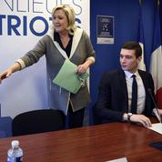 Européennes : Marine Le Pen penche pour Jordan Bardella en tête de liste
