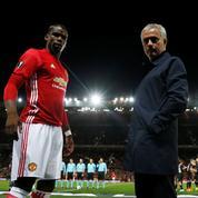 La publication quiproquo de Pogba sur les réseaux sociaux après l'éviction de Mourinho