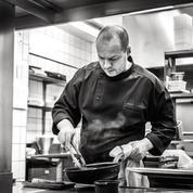 Frédéric Simonin, la grande cuisine d'un disciple de Joël Robuchon
