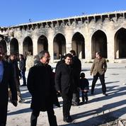 Thierry Mariani achève sa cinquième visite en Syrie depuis quatre ans