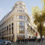 Les Galeries Lafayette se réinventent sur les Champs-Élysées