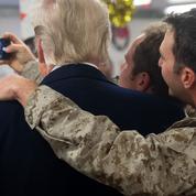 Irak : Trump révèle par erreur l'identité de membres d'une unité top secrète