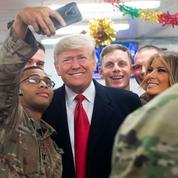 En Irak, Donald Trump confirme le repli syrien des États-Unis