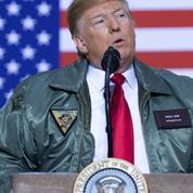 Syrie : Donald Trump confirme que le retrait des troupes américaines sera «lent»