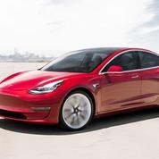 Tesla: Model3 fait exploser les ventes