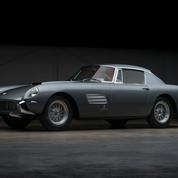 Une Ferrari de princesse aux enchères