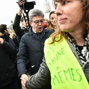 Mélenchon encense le «gilet jaune» Éric Drouet, la gauche déroutée