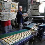 En Turquie, la crise du papier fragilise le monde de l'édition