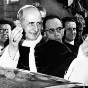 Paul VI : son pèlerinage en Terre sainte en janvier 1964