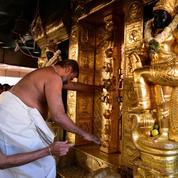 Inde : une troisième femme entre dans le temple de Sabarimala
