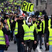 Les «gilets jaunes» à nouveau dans la rue pour l'acte VIII