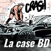 La case BD: No War, thriller futuriste sur une société au bord de la crise de nerf