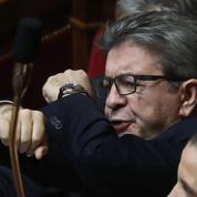 «Gilets jaunes» : Jean-Luc Mélenchon à l'offensive