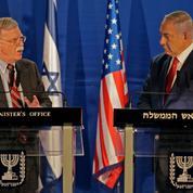 Bolton tente de rassurer Israël, qui s'alarme du retrait américain en Syrie