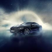 Une météorite entre en collision avec une BMW Série 8