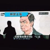 Au tribunal de Tokyo, Carlos Ghosn clame son innocence