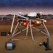 Le sismomètre français embarqué par la sonde InSight écoute bien Mars