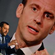 Les «gilets jaunes» creusent la crise franco-italienne