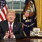 Donald Trump dramatise «la crise» à la frontière mexicaine