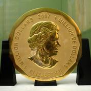 Jugés à Berlin, les présumés voleurs d'une pièce d'or de 100 kilos nient en bloc