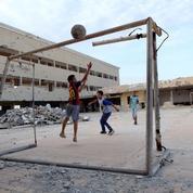 En Libye, Benghazi à l'heure de la reconstruction