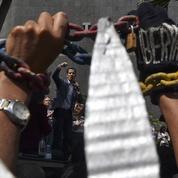 Venezuela : l'opposition se mobilise contre «l'usurpateur» Maduro